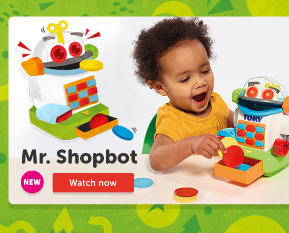 Mr. Shopbot